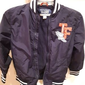Boys Jacket- Track and Field